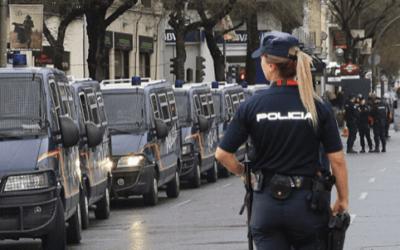 Convocatoria Oposiciones Policía Nacional 2020